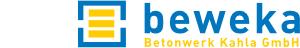 Logo beweka Betonwerk Kahla GmbH