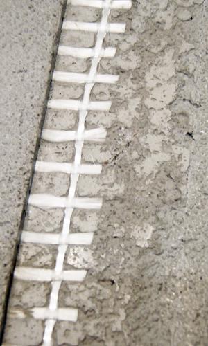 Sanierung mit Textilobeton