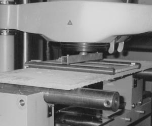 Prüfung Textilbeton